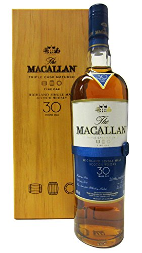 The Macallan Fine Oak in Wooden Gift Box