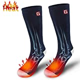 Svpro Rechargeable Battery Electric Heated Thermal Socks Battery Operated Heated Socks for Chronically