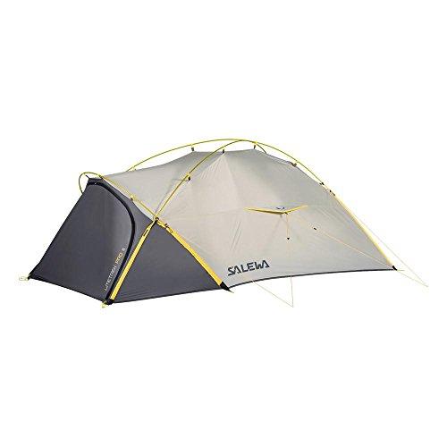 Salewa 00-0000005618 Tente Mixte Adulte, Gris Clair/Mangue, Taille Unique