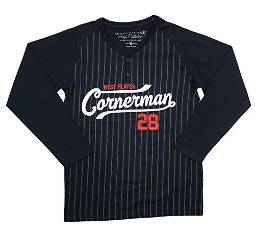 Mayoral Nukutavake Jungen Shirt Baseball Nr. 28