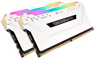 Corsair Vengeance RGB PRO DDR4 Light Enhancement Kit (Without Built-in Memory) Enthusiast RGB LED Illuminated Memory Kit - White (B07L2SKQX9) | Amazon price tracker / tracking, Amazon price history charts, Amazon price watches, Amazon price drop alerts