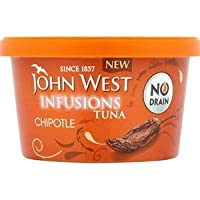 John West Tuna Infusions Chipotle, 80g