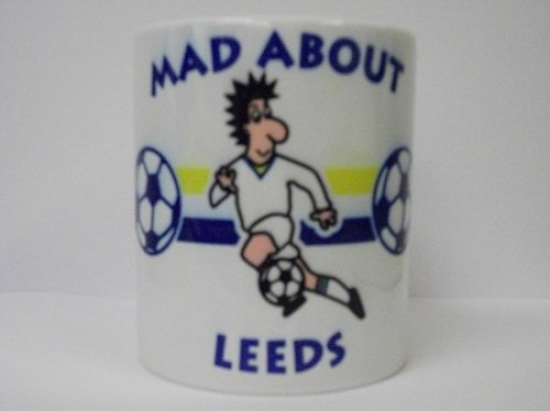 Leeds United Football mug/Cup Sports memorabilia