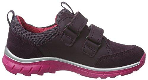 Ecco Mädchen Biom Trail Kids Outdoor Fitnessschuhe Violett (59993mauve/mauve/mauve/raspberry)