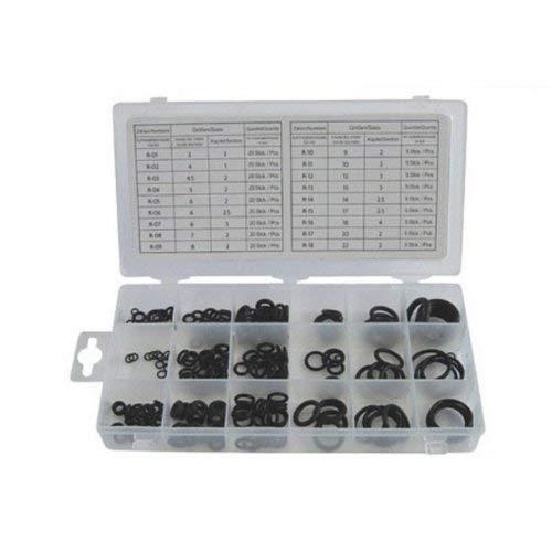 Normex O-Ring Kleinteile Sortiment Set 225tlg in Box -