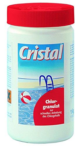 Cristal Chlorgranulat 1Kg