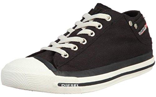 Diesel , Baskets mode pour homme Noir - noir