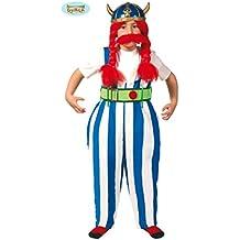 Disfraz de galo Obelix (talla 4-6 años)