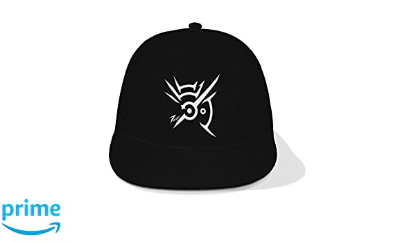 Unisex Dishonored 2 Mark of The Outsider Snapback Baseball Cap, Black, One Size Meroncourt