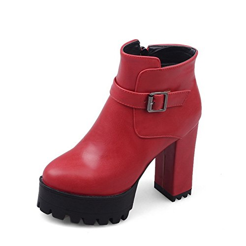1TO9 - Pantofole a Stivaletto donna Red
