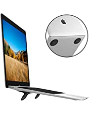 Gelink Ventilated Laptop Desk Stand, Portable Foldable Laptop Table Holder Computer Riser, Laptop Holder for MacBook, Air, Dell, Samsung and More 10-17 Inches Laptop