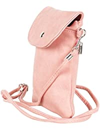 Tamirha Lovely Pink Shade Mobile Sling Bag Pouch