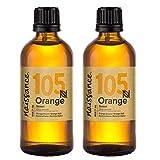 Naissance Orange süß (Nr. 105) 200ml (2x100ml) 100% naturreines ätherisches...