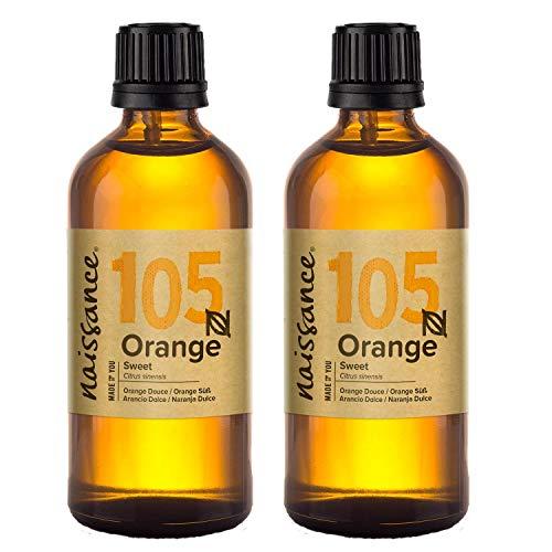 Naissance Naranja Dulce - Aceite Esencial 100% Puro - 200ml 2x100ml