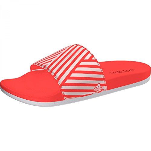 Adidas donna adilette cf+ training gr w cinturini arancione size: 43 1/3