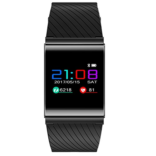 Fitness and Wellness Activity Tracker Smart Watch Touch Screen smart for Blood Oxygen Heart Rate Blood Pressure Sensor Smart Watch with OLED colour display–suitable for iPhone IOS Android X9PRO