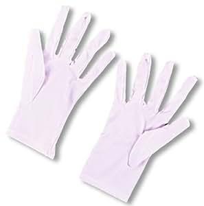 Gants blancs pour les enfants