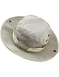 HX fashion Uomini Uomini Outdoor Benna Cappello da Pesca Camouflag Campeggio  Taglie Comode Esterna Ciclismo Caccia 81b5e3060e58
