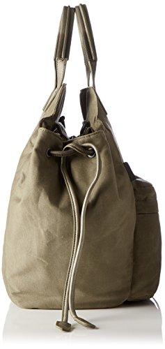 Marc O'Polo - Tote Bag, Borse Tote Donna Verde (Pine)
