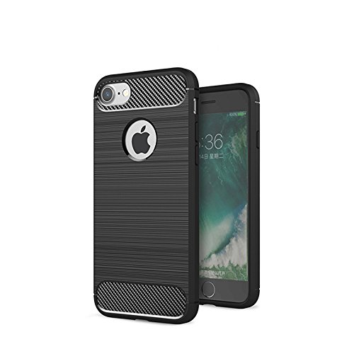 Cover iPhone 7 iPhone 8, Sportfun morbido protettiva TPU Custodia Case in silicone per iPhone 7 iPhone 8 (05) 01