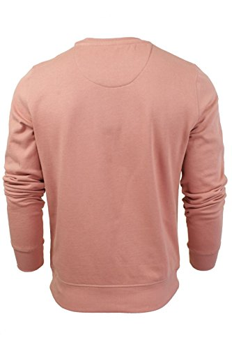 Herren Pullover Brave Soul 'Jones' Rundhals Jones - Winter Pink