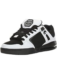 Osiris Mens Pxl Skate Shoe, Black Royal White, D(M) US