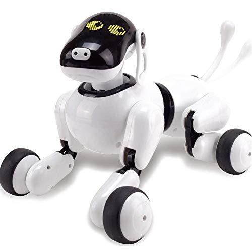 Xuanyang intelligenter Sprachroboter-Hund, wechselwirkende Sprachsteuerungs-elektronischer Haustier-Hund-Roboter-Kinder intelligentes elektronisches Spielzeug