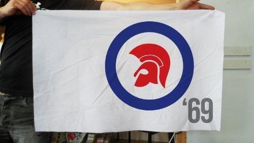 trojan-aufzeichnungen-69-banner-design-flagge