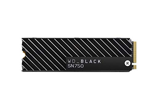 WD Black SN750 NVMe SSD (500 GB)