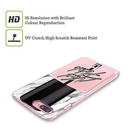 Head Case Designs Crema Di Bellezza Girl Essentials Cover Retro Rigida per Apple iPhone X Smalto