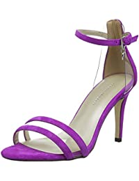 83fa9fda3ecc KAREN MILLEN Fashions Limited Women s 2 Part Sandal Open Toe Heels