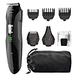 Remington PG6025 All-in-1 Lithium Powered Grooming Kit, Black by Remington