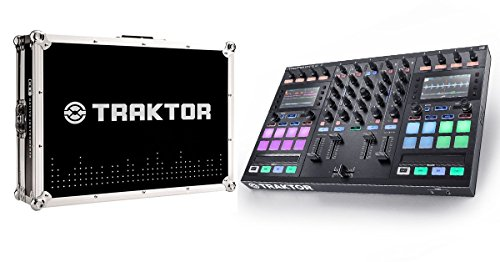 Native Instruments Traktor Kontrol S5 Set/Flight Case Bundle
