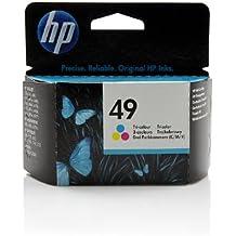 Ink cartridge Original HP 1x Cyan, Magenta, Yellow 51649AE / 51649AE for HP Fax 910