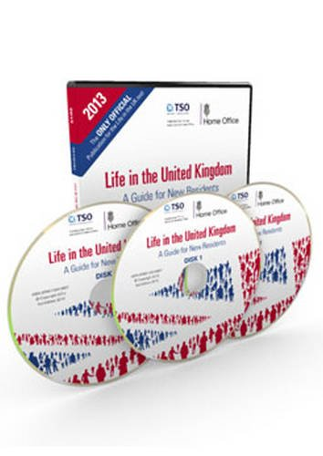 Life in the United Kingdom: a guide for new residents (audio CD)