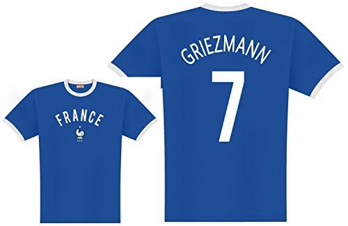 World of Football Player Shirt Frankreich Griezmann 7-140
