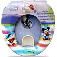 Disney Mickey Mouse Soft Potty Toilet Training Seat by Mickey Mouse