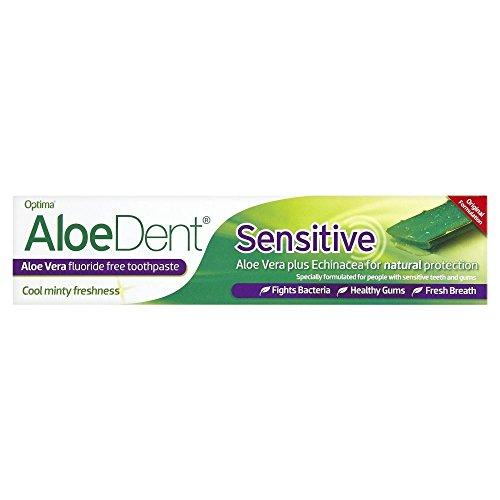 Aloe Dent Sensitive Aloe Vera Zahnpasta + Echinacea Mint - 100ml