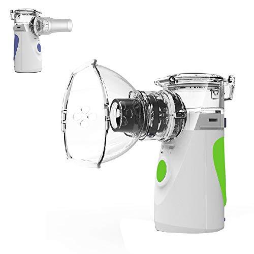 Mr.LQ Humectador ultrasónico del vaporizador Personal del inhalador de Vapor del atomizador...