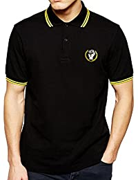45REVS Northern Soul Keep The Faith Fist Top Fashion Quality Embroidered Polo Unisex T Shirt by