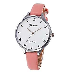 c87e1e091 2019 MASIKI Ladies Casual Watches,Fancy Dress Gift Women Checkers Faux  Leather Quartz Analog Wristwatch
