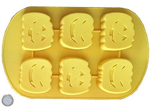 likonform Backform Schokoladenform Pralinenform Cupcake Keks Kuchen Basteln Backen Verzieren Grusel Geister Formen Eiswürfelform von ROYAL HOUSEWARE ()