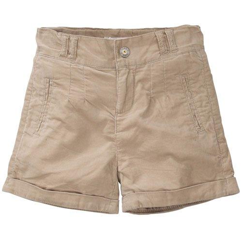 NAME IT Olla Kids Cord Chino Shorts Bambina 128
