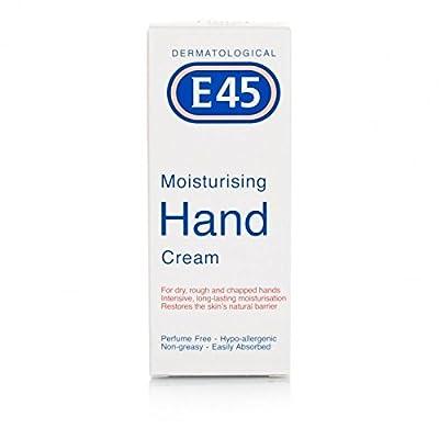 E45 Handcream Moisturising