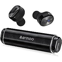 Auriculares Bluetooth, Aermoo B2 Auriculares Inalambricos In Ear Bluetooth 4.2 TWS, Ruido de Cancelación