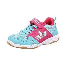 Lico Vs, Scape per Sport Indoor Donna, Blu (Tuerkis/Pink/Weiss Tuerkis/Pink/Weiss), 38 EU