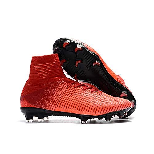 Zapatos de fútbol de Alta Gama Zapatos de Entrenamiento Deportivo de uñas de Hierba