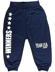Pantalones de Chándal Tom Jo Niños Team USA