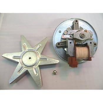 Compatible Delonghi ESM495ST Cooling Fan Motor Oven