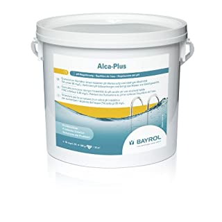 Alca-Plus 5,0 kg von BAYROL - Granulat zur Korrektur eines instabilen pH-Wertes aufgrund niedriger Alkalinität (TA unter 80 mg/L).